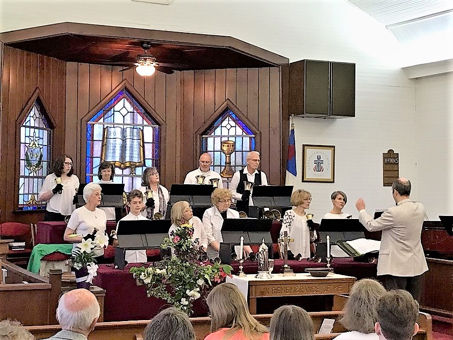 Hand Bell Choir Easter
